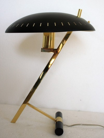 Z model desk lamp by Louis Kalff for Philips, 1950s