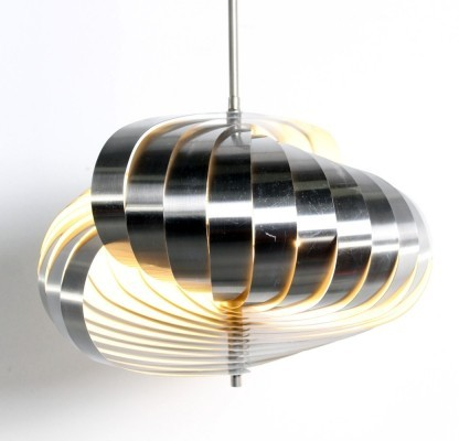Henri Mathieu hanging lamp, 1960s