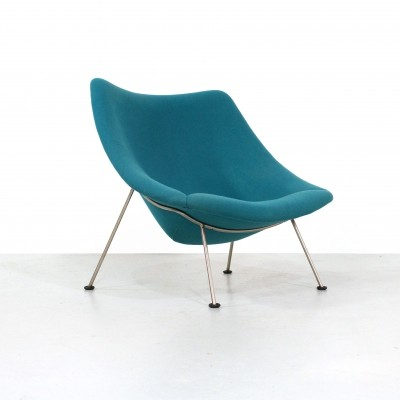 Artifort Oyster Chair F157 by Pierre Paulin