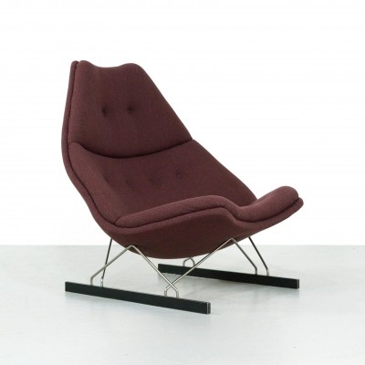 Artifort Lounge Chair F592 by Geoffrey Harcourt