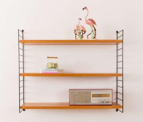 Wall unit by Nils Strinning from the 1960s
