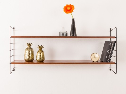 Wall unit from the 1950s