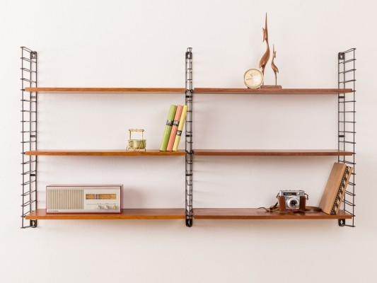 Wall unit by Tomado for Musterring from the 1960s