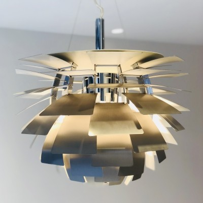 Artichoke hanging lamp by Poul Henningsen for Louis Poulsen, 1960s