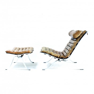 ARI lounge chair by Arne Norell for Mobel AB Arne Norell, 1960s