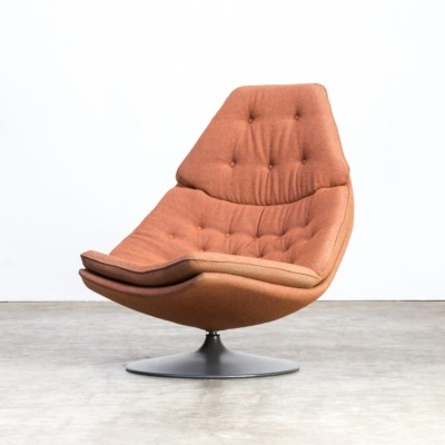 Geoffrey Harcourt F588 lounge chair for Artifort