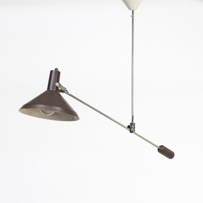 Counterbalance hanging lamp, 1970s