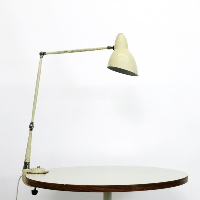 Italian adjustable arm lamp from the 1950's-1960's