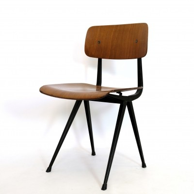 Result dinner chair by Friso Kramer & Wim Rietveld for Ahrend de Cirkel, 1960s