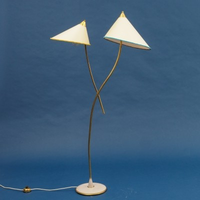 1950s floor light by Stilnovo