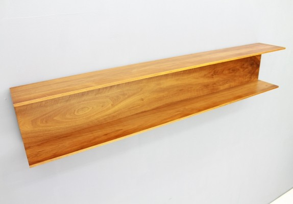 Walter Wirz Walnut Wall Board by Wilhelm Renz