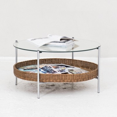 Model 743 coffee table by Dirk van Sliedregt for Gebroeders Jonkers, 1960s