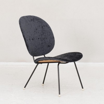 Model 301 Easy chair by W. Gispen for Kembo, Dutch design 1950s
