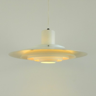 Model P376 pendant lamp by Kastholm & Fabricius for Nordisk Solar