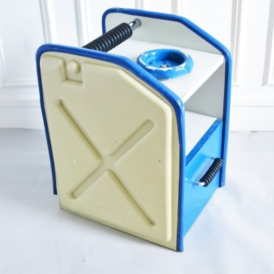 Jerrycan cabinet by Gautier, 1980s