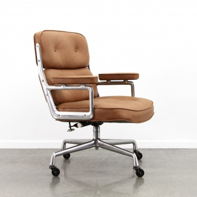 ES104 Time life Eames 'lobby chair' by Herman Miller, 1980s