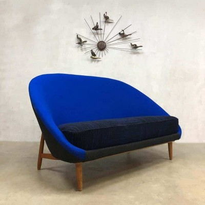 Vintage Dutch design sofa model 115 by Theo Ruth for Artifort