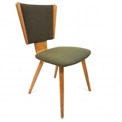 Mid century plywood chair, 1950s