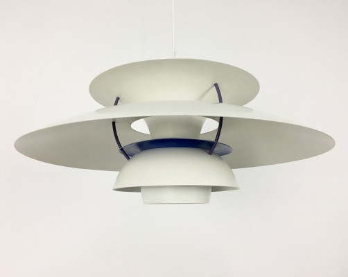 PH5 hanging lamp by Poul Henningsen for Louis Poulsen, 1970s