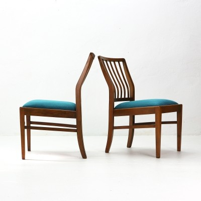 Pair of Akerblom Chairs, 1950s