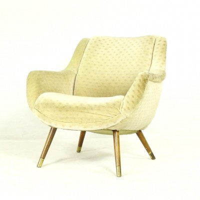 Vintage Easy Chair, 1950s