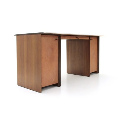 Artona writing desk by Afra & Tobia Scarpa for Max Alto, 1970s