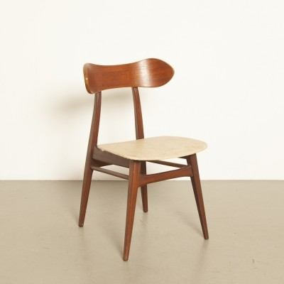 Louis van Teeffelen Wébé dining room chair