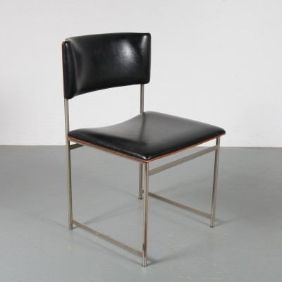 Dinner chair by Cees Braakman for Pastoe, 1960s