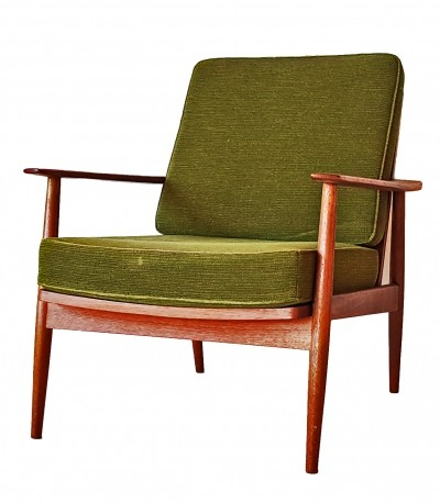 Lounge Chair for Knoll Antimott
