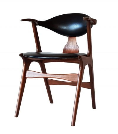 Cow Horn Chair by Louis van Teeffelen
