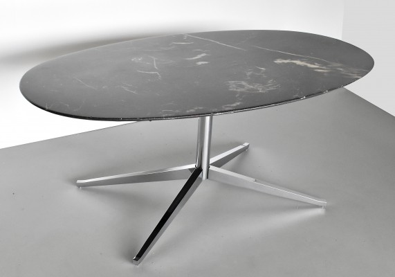 Model 2480 dining table by Florence Knoll for Knoll International, 1990s