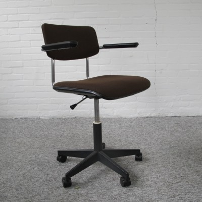 Vintage office chair by Gispen, 1960s