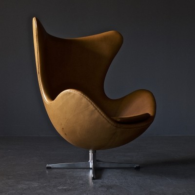 Model 3316 / Egg lounge chair by Arne Jacobsen for Fritz Hansen, 1960s