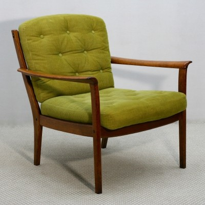 Vintage easy chair, 1970s