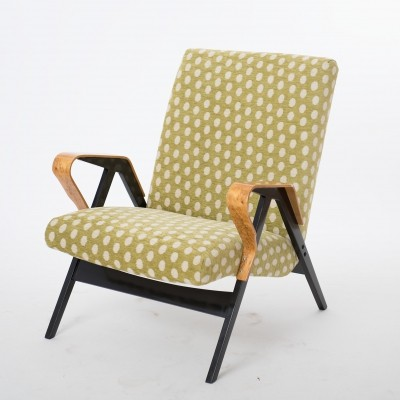 Midcentury Armchair from Tatra, 1960s