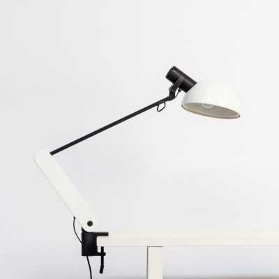 80s iGuzzini clip desk lamp