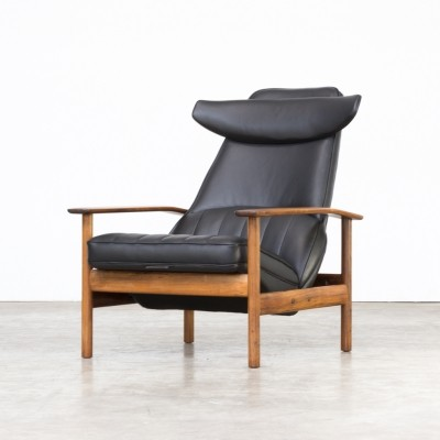 Lounge chair by Sven Ivar Dysthe for Dokka Möbler, 1960s
