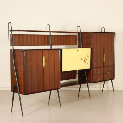 Cupboard by Silvio Cavatorta, 1960s