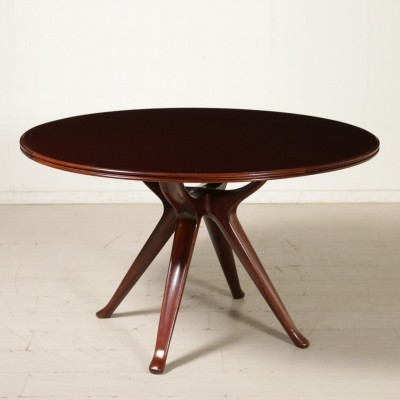 Table Designed by Osvaldo Borsani, 1950s