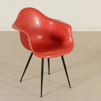 Vintage Plastic chair, Italy 1960s