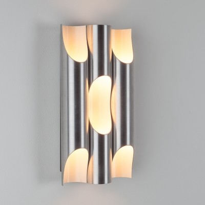 Fuga wall lamp by Maija Liisa Komulainen for Raak Amsterdam, 1970s