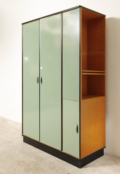 Industrial 1950s Cabinet by Jos De Mey for Van den Berghe-Pauvers