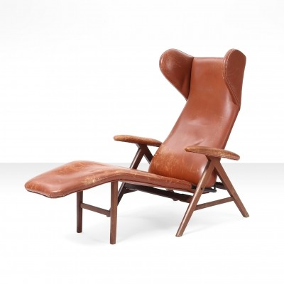 Lounge Chair by Bramin, Denmark 1960s