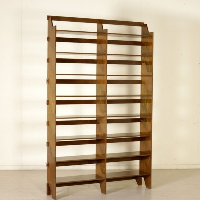 'F 54' Bookcase by Renato Forti, 1960s-1970s