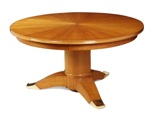 Pedestal Table by Jules Leleu