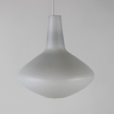 B1037 hanging lamp by Raak Amsterdam, 1960s