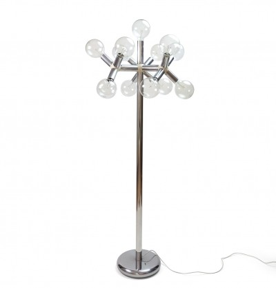 Atomic Floorlamp by Haussmann for Swisslamps International