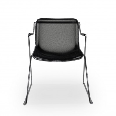 6 x Penelope dinner chair by Charles Pollock for Castelli, 1960s