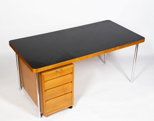 Writing desk by Marcel Breuer for Wohnbedarf Zürich, 1940s