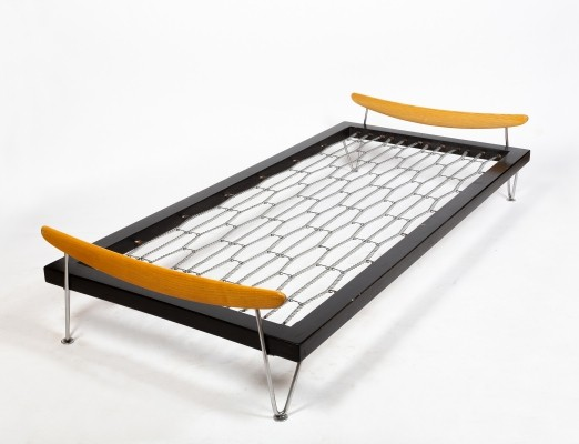 3 x daybed by Fred Ruf for Wohnbedarf Zürich, 1950s